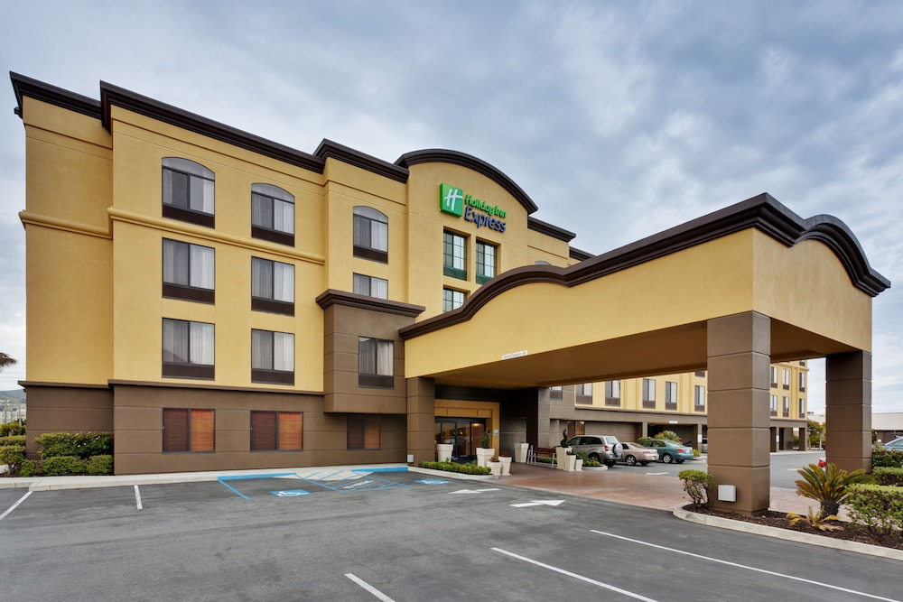 Exterior, Holiday Inn Express San Francisco-Airport North