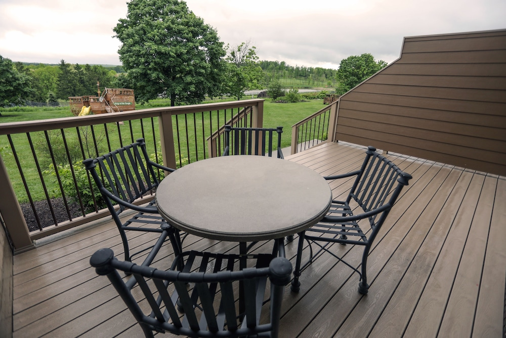 Terrace/Patio, Nemacolin Woodlands Resort