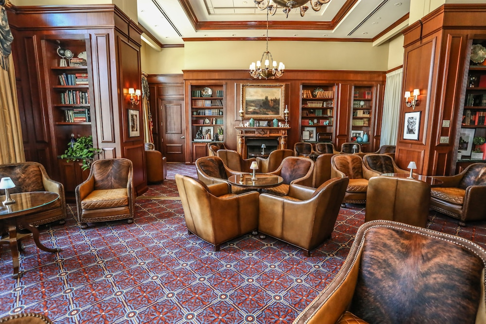 Lounge, Nemacolin Woodlands Resort