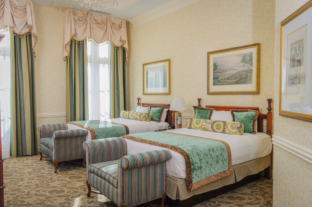 Room, Nemacolin Woodlands Resort