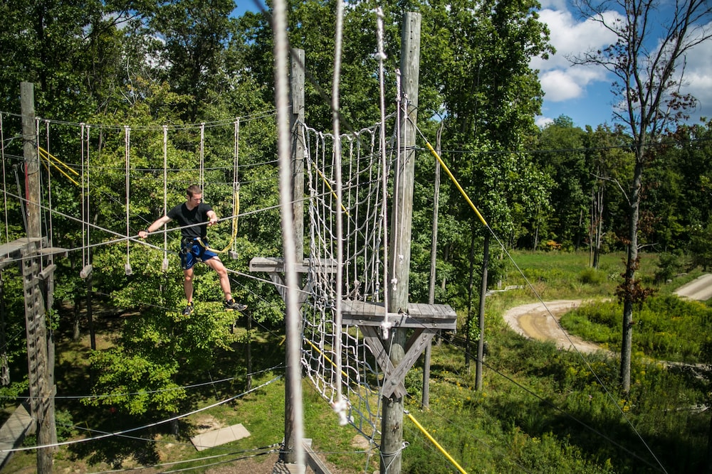 Ropes Course (Team Building), Nemacolin Woodlands Resort