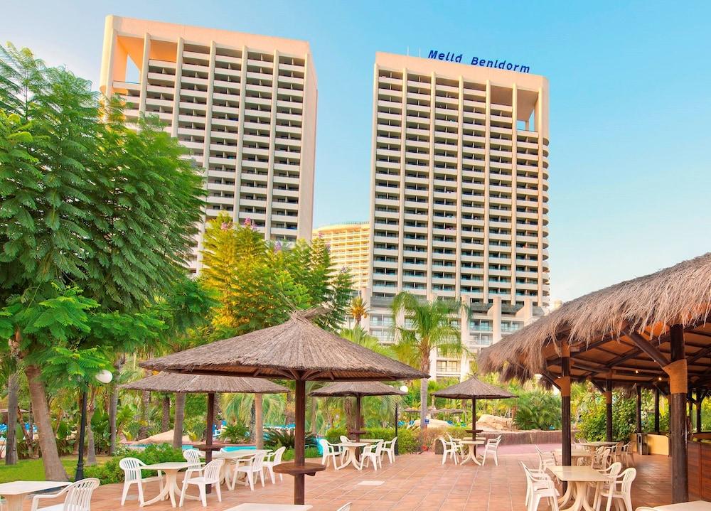 Melia benidorm reviews photos rates for Melia hotel