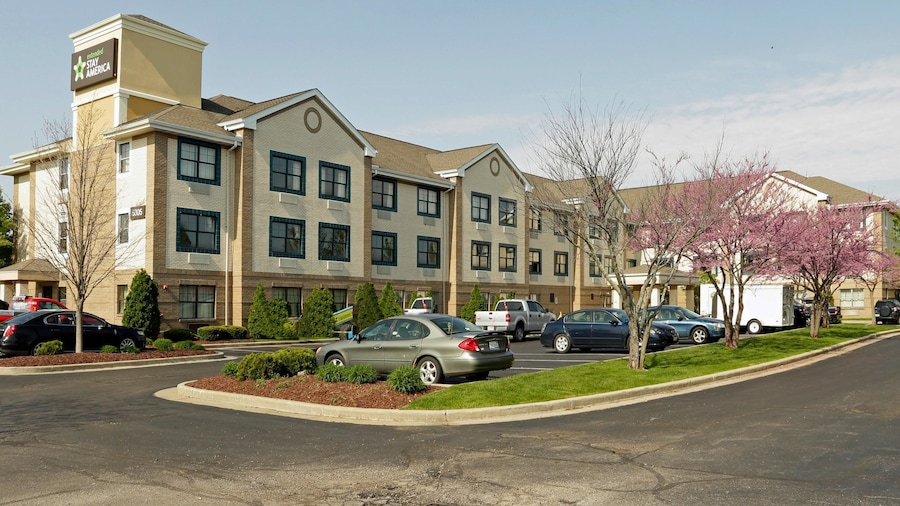 Extended Stay America Suites South Bend Mishawaka North