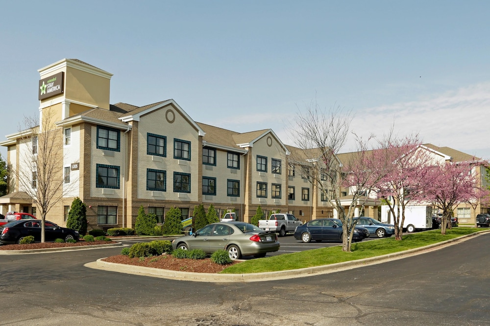 Extended Stay America South Bend Mishawaka North In Hotel Rates Reviews On Orbitz