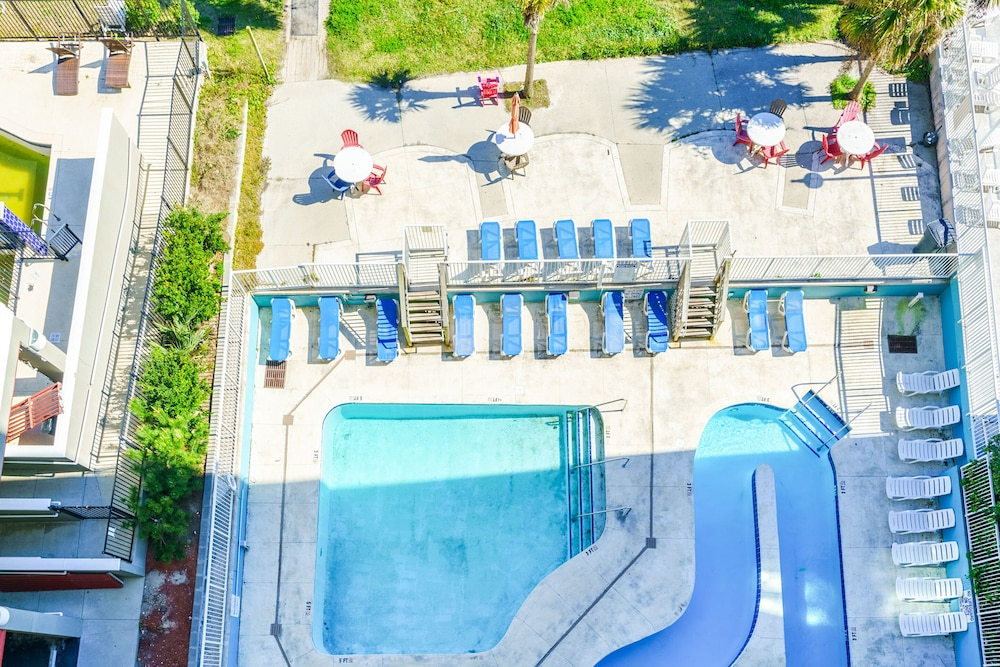 Aerial View, Palette Resort Myrtle Beach by OYO