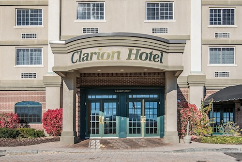 Check Expedia for Availability of Clarion Hotel Oneonta