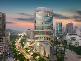 Crowne Plaza Zhuhai City Center, an IHG Hotel