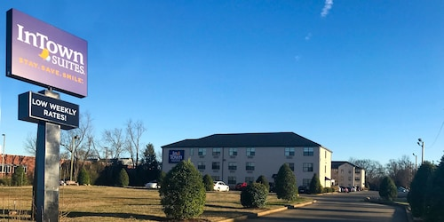InTown Suites Extended Stay Murfreesboro TN Old Fort Pkwy