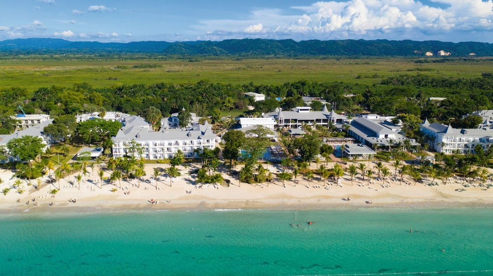 Aerial View, RIU Palace Tropical Bay All Inclusive