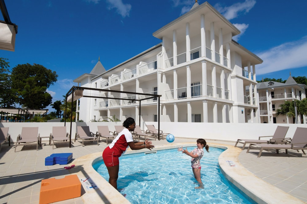 Children's Pool, RIU Palace Tropical Bay All Inclusive