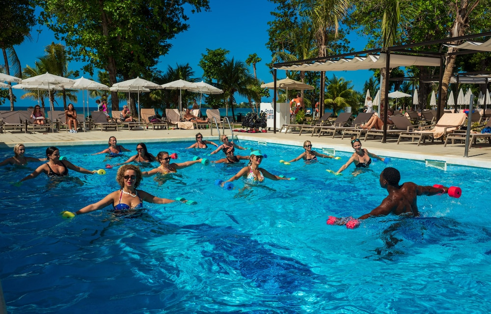 Sports Facility, RIU Palace Tropical Bay All Inclusive