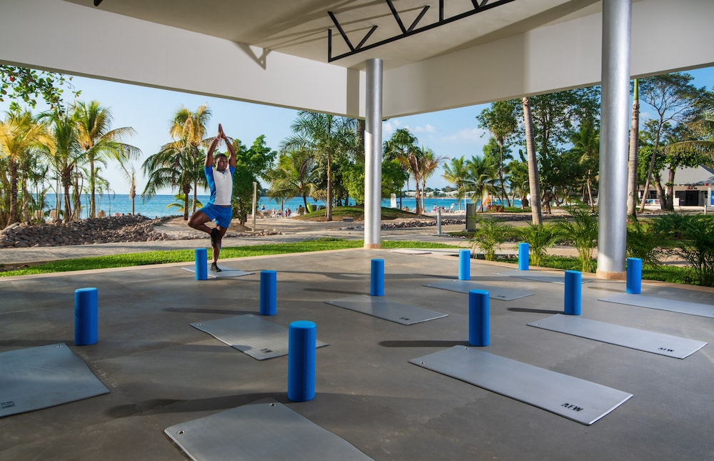 Fitness Facility, RIU Palace Tropical Bay All Inclusive