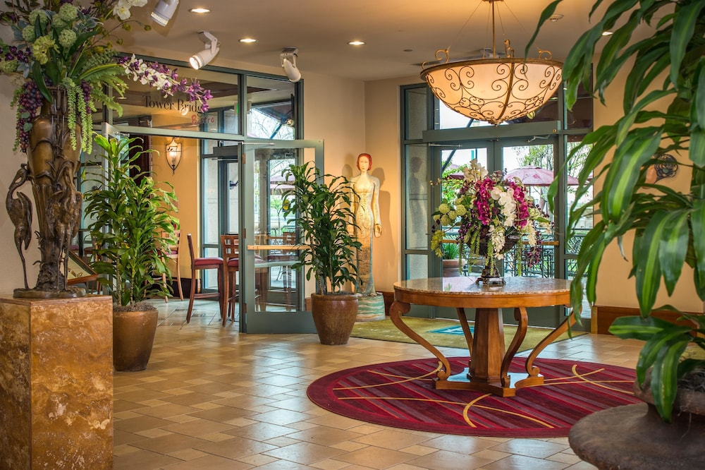 Reception, Embassy Suites by Hilton Sacramento - Riverfront Promenade