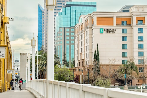 Great Place to stay Embassy Suites by Hilton Sacramento - Riverfront Promenade near Sacramento