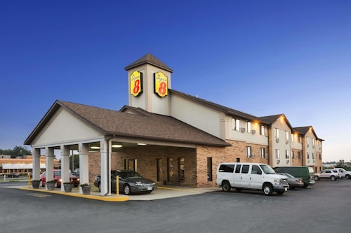 Super 8 by Wyndham Mt. Vernon IL