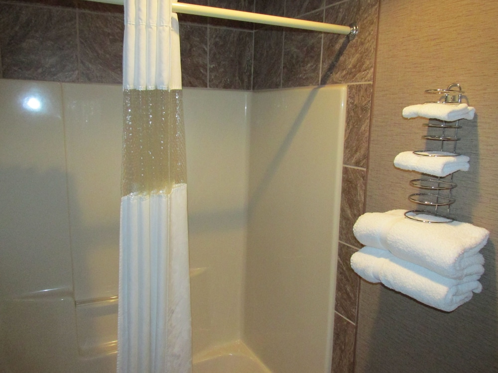 Bathroom Shower, Woodfield Inn and Suites