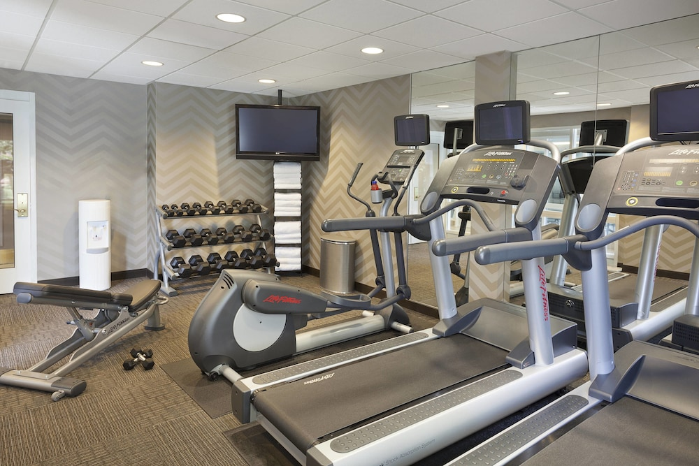 Fitness Facility, Residence Inn by Marriott Toronto Markham