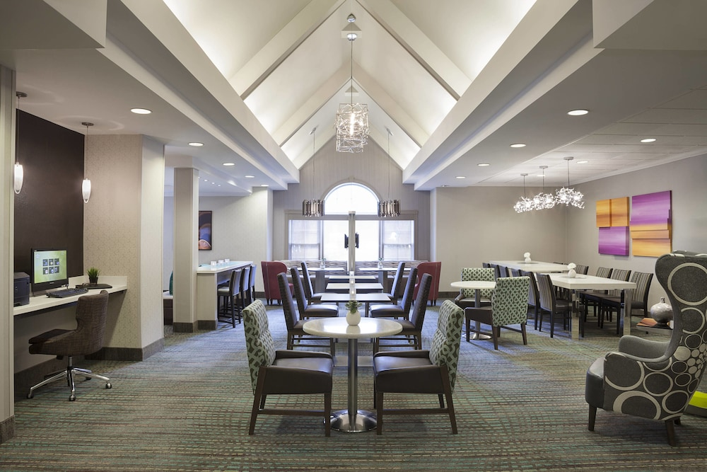 Lobby Lounge, Residence Inn by Marriott Toronto Markham