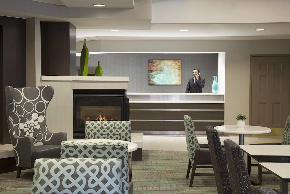 Lobby, Residence Inn by Marriott Toronto Markham