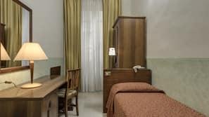 Caja fuerte y cunas o camas infantiles (de pago)