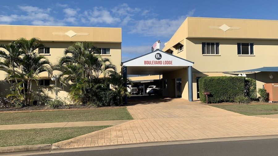 Boulevard Lodge
