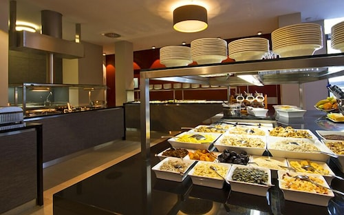 Breakfast buffet, marc münchen - Adults Only