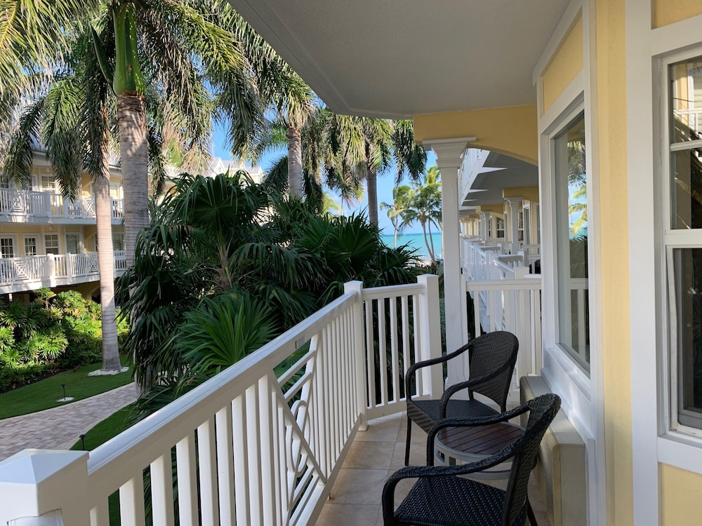 View from Room, Southernmost Beach Resort