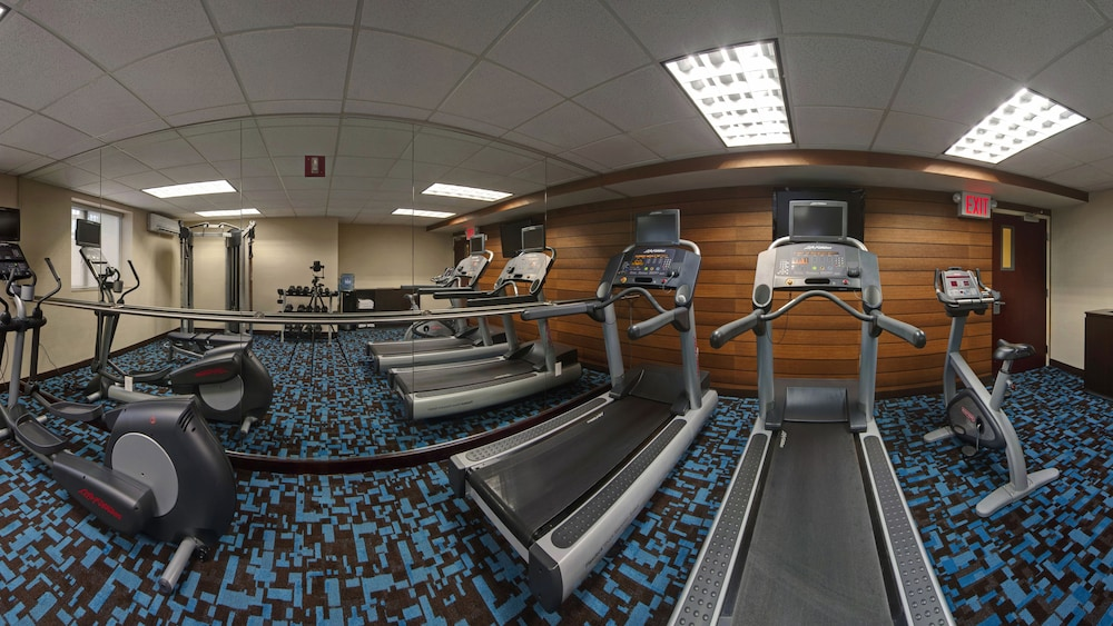Gym, Fairfield Inn by Marriott JFK Airport