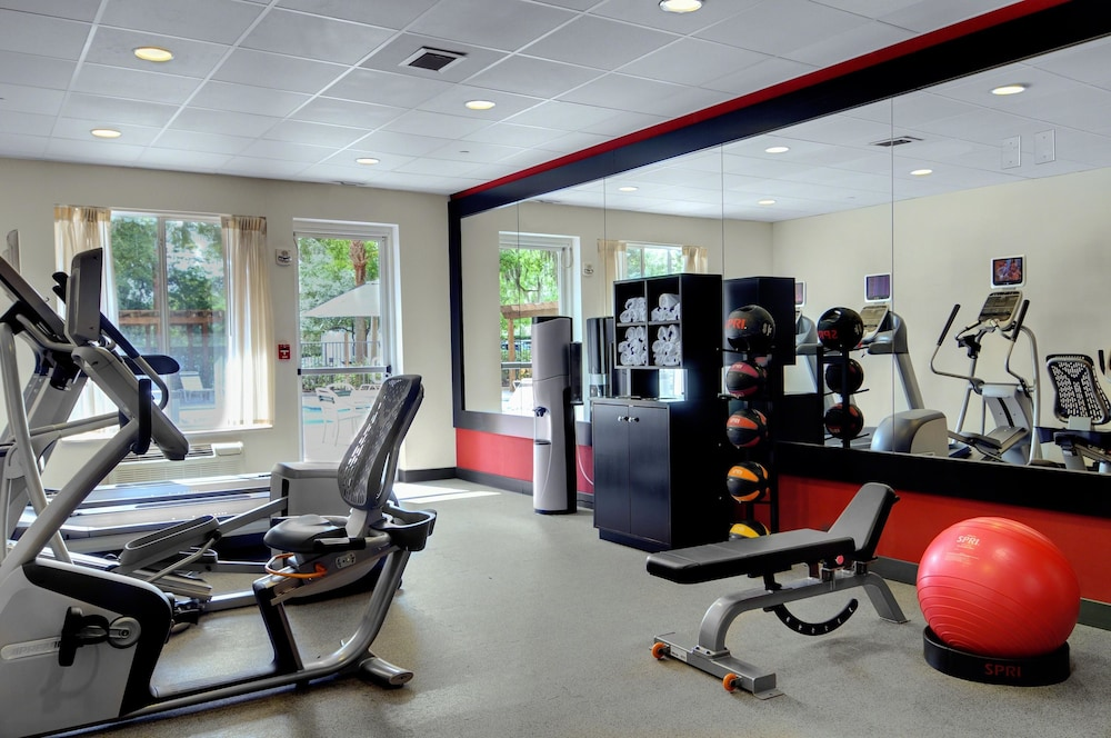 Fitness Facility, Hilton Garden Inn Tampa East Brandon