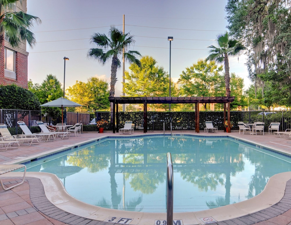 Pool, Hilton Garden Inn Tampa East Brandon