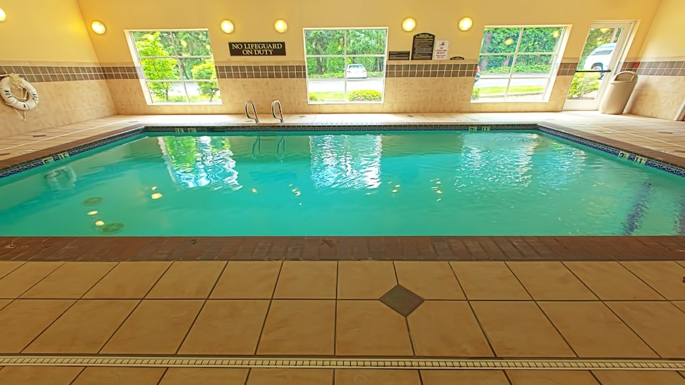 Indoor Pool, Holiday Inn Express Bothell, an IHG Hotel