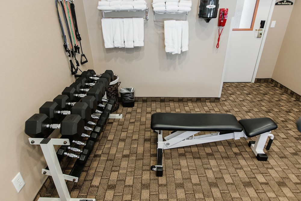 Fitness Facility, Holiday Inn Express Bothell, an IHG Hotel