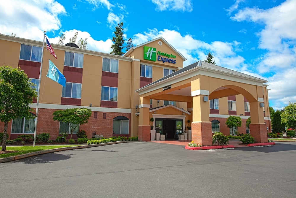 Exterior, Holiday Inn Express Bothell, an IHG Hotel