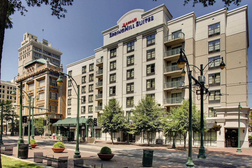 Springhill Suites By Marriott Memphis Downtown 2019 Room Prices 149 Deals Reviews Expedia