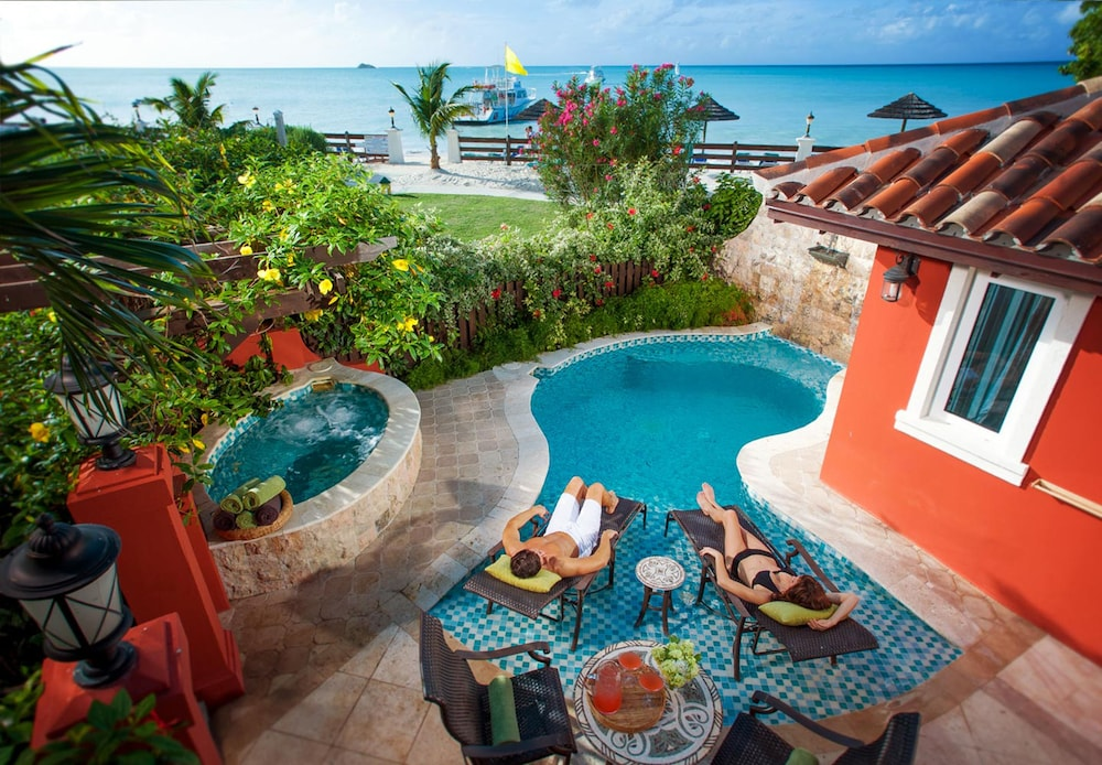View from Room, Sandals Grande Antigua - ALL INCLUSIVE Couples Only