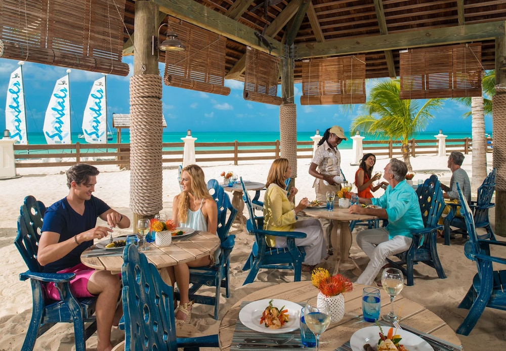 Restaurant, Sandals Grande Antigua - ALL INCLUSIVE Couples Only