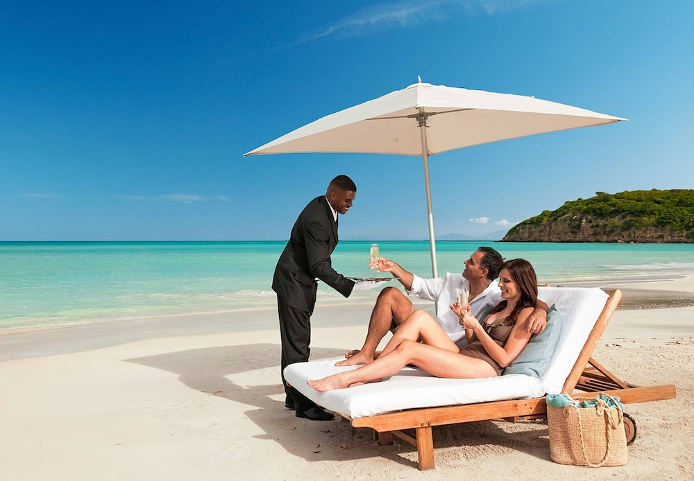 Beach, Sandals Grande Antigua - ALL INCLUSIVE Couples Only