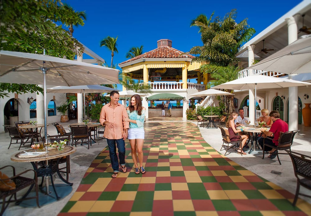 Cafe, Sandals Grande Antigua - ALL INCLUSIVE Couples Only