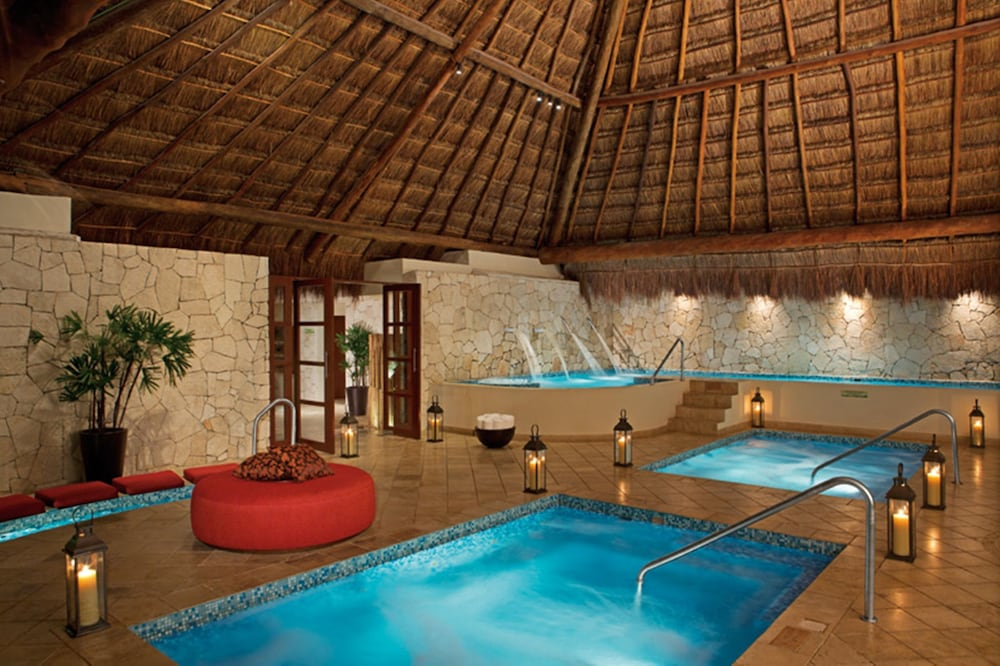Spa, Now Sapphire Riviera Cancun