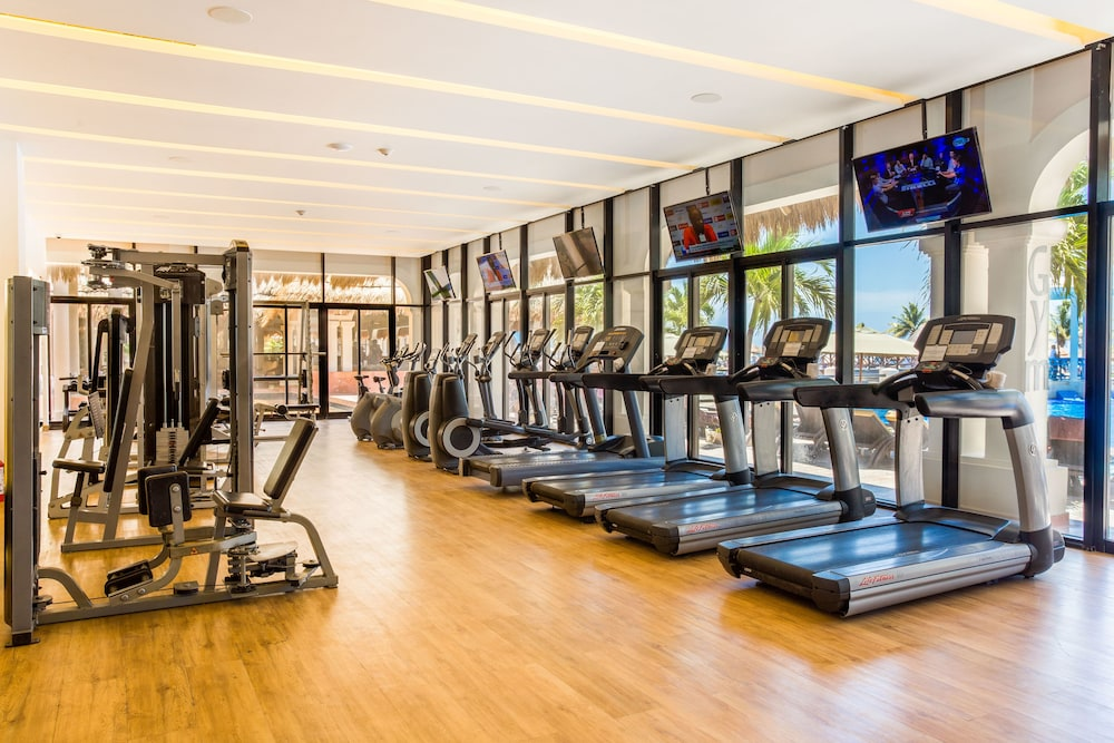 Fitness Facility, Now Sapphire Riviera Cancun