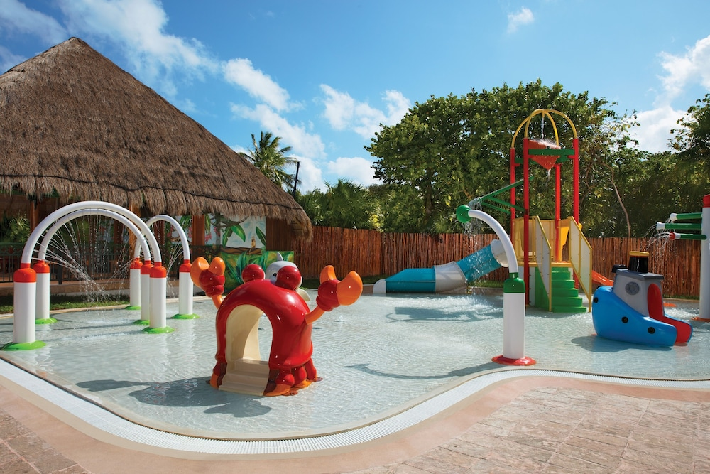 Children's Play Area - Outdoor, Now Sapphire Riviera Cancun