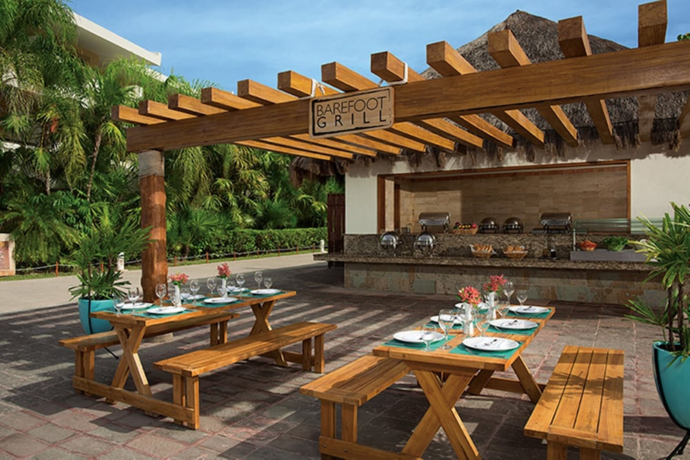 Snack Bar, Now Sapphire Riviera Cancun