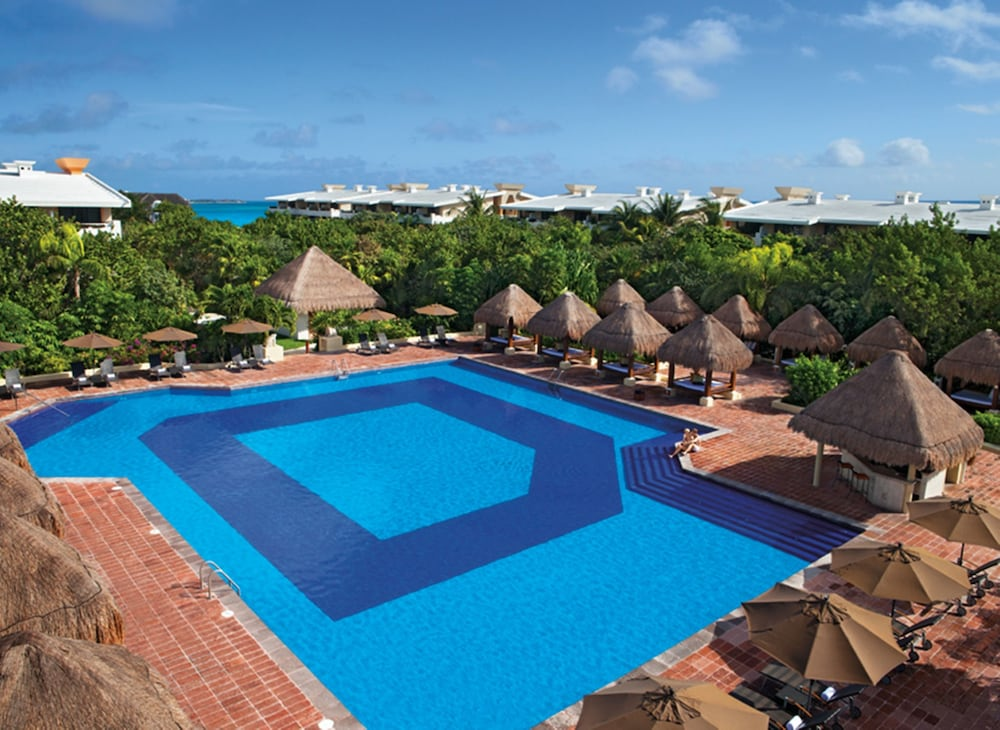 Exercise/Lap Pool, Now Sapphire Riviera Cancun