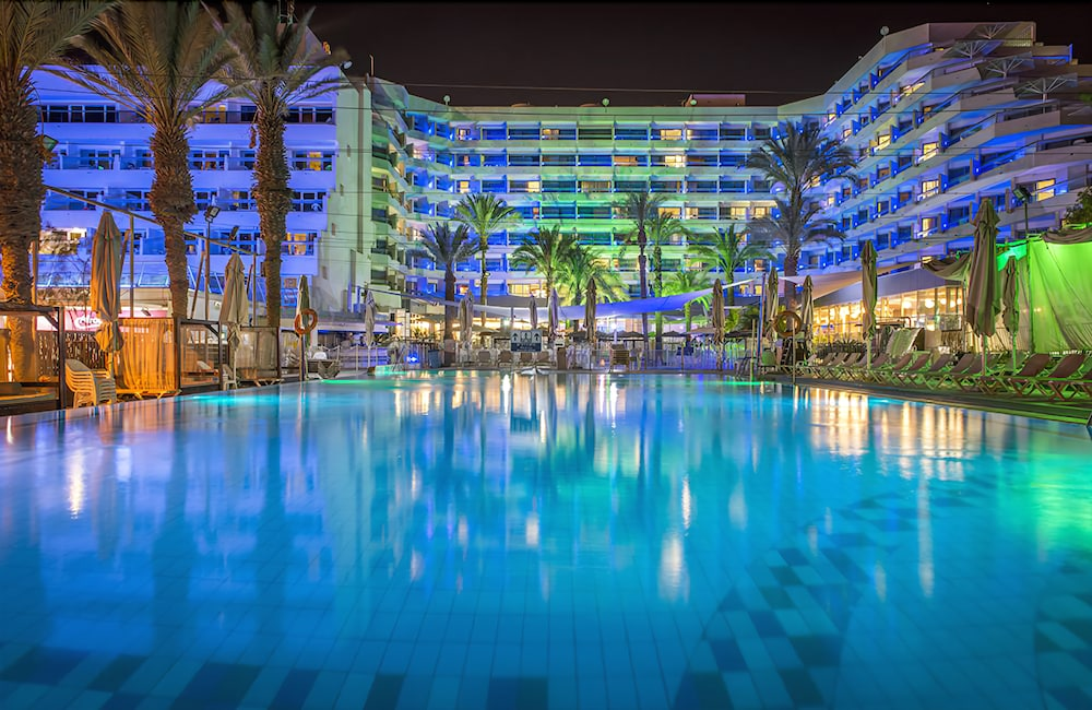 Outdoor Pool, Neptune Eilat