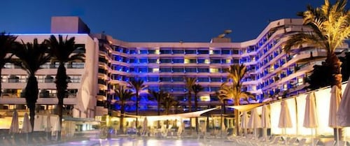 Front of Property - Evening/Night, Neptune Eilat