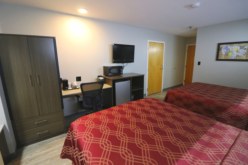 Room, Econo Lodge Sevierville