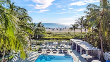 Sagamore Hotel South Beach - An All Suite Hotel