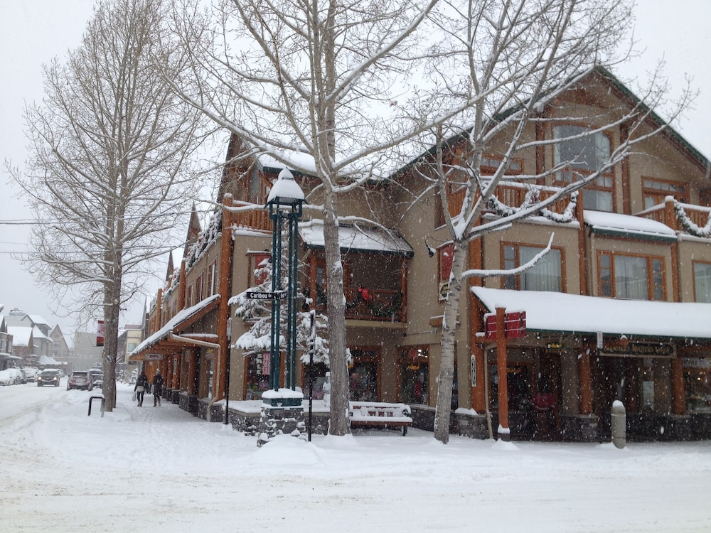 Brewster 39 s mountain lodge in banff national park hotel for Banff national park cabin rentals