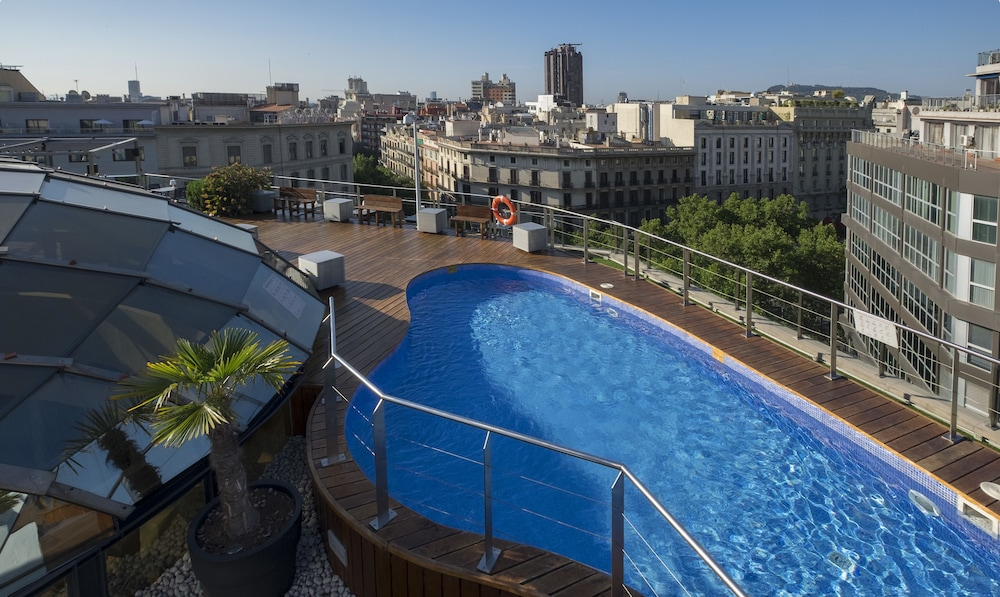 Outdoor Pool, Gran Hotel Havana