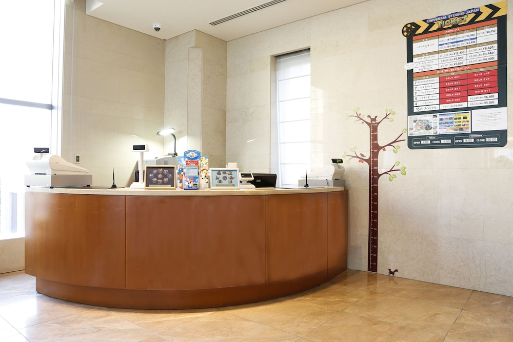 Property Amenity, Hotel Keihan Universal Tower